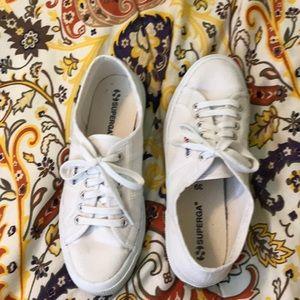 Superga Women's 2750 Cotu Sneaker Size UK 39